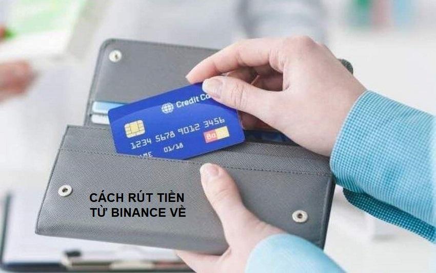 rút tiền từ binance về bank